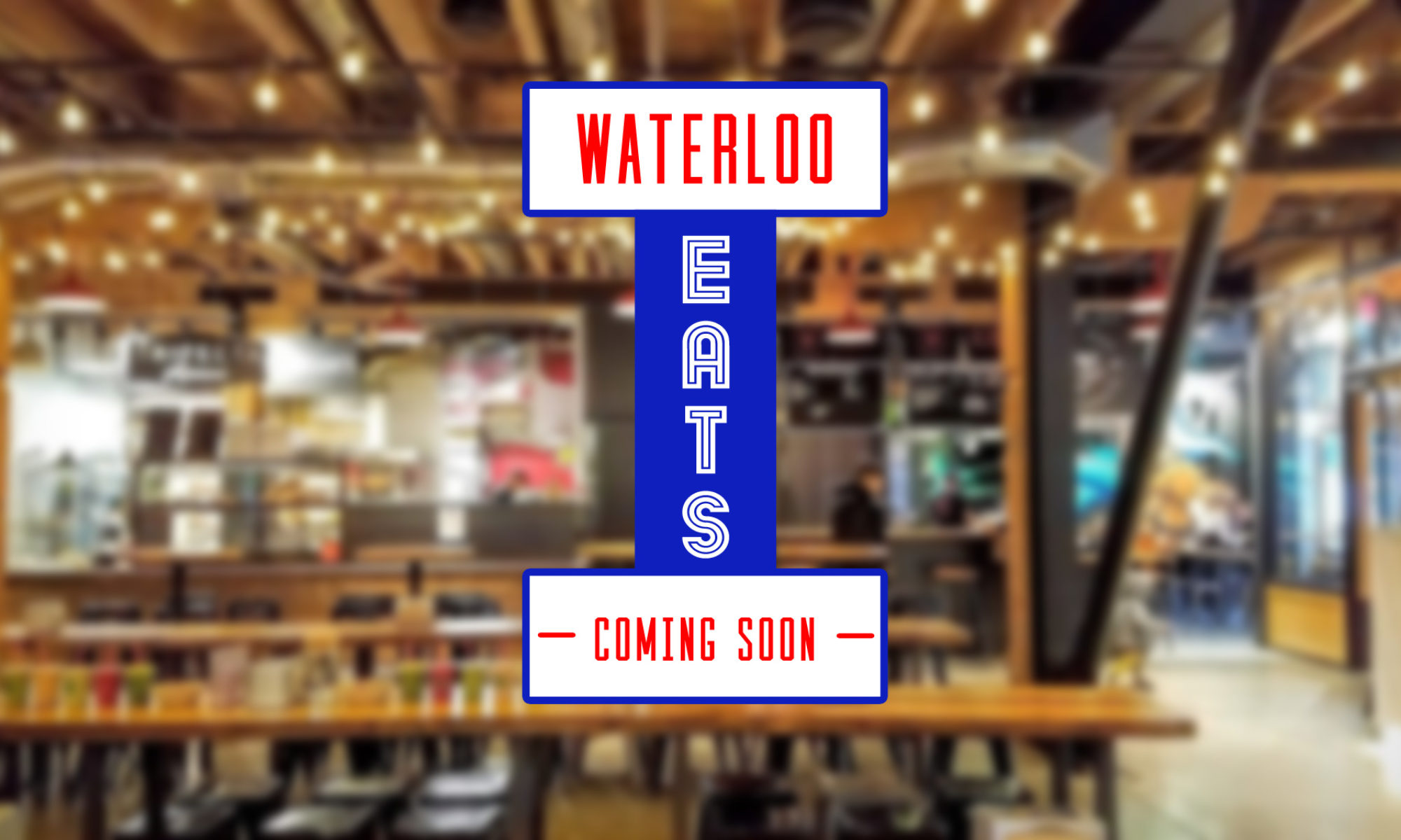 Waterloo Eats